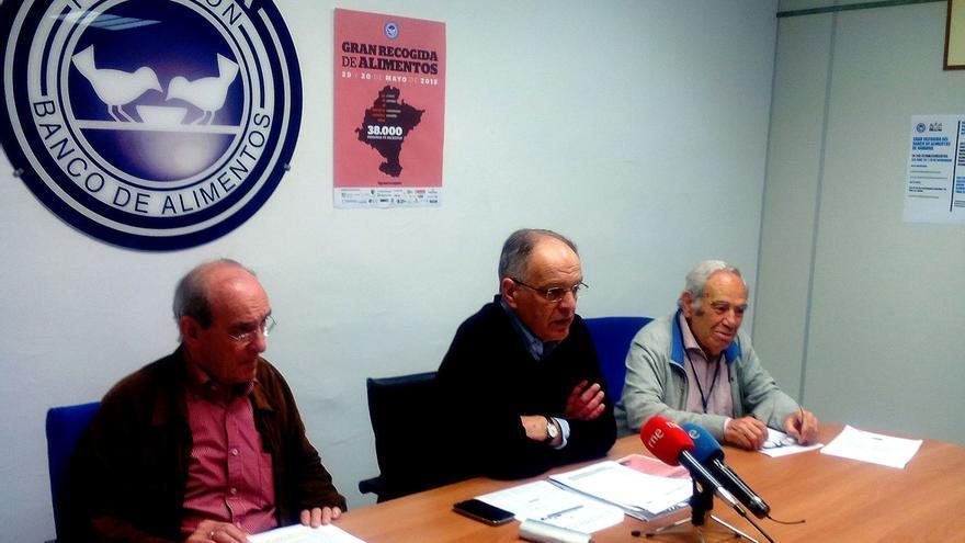 El Banco de Alimentos de Navarra necesita 2.000 voluntarios para la Gran Recogida del 29 y 30 de mayo