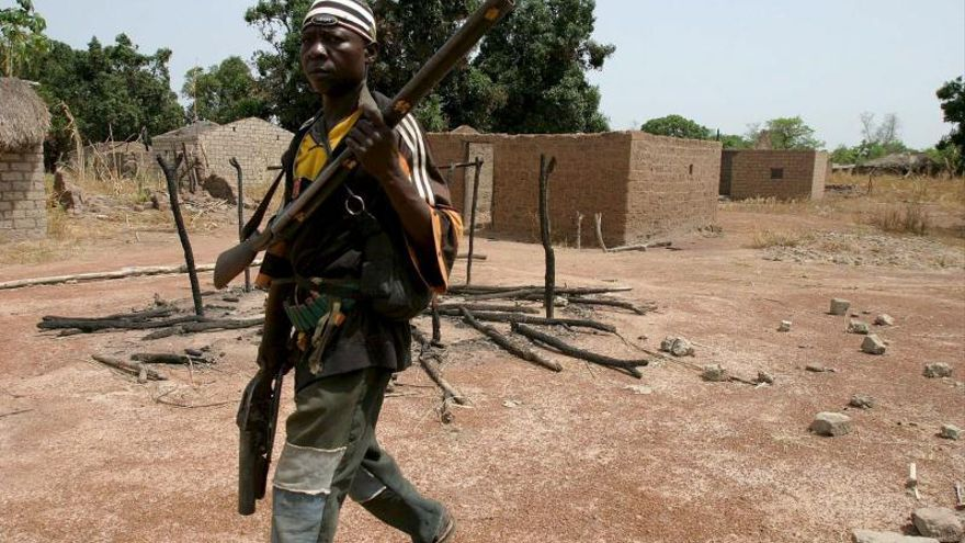 Imagen de archivo de la República Centroafricana