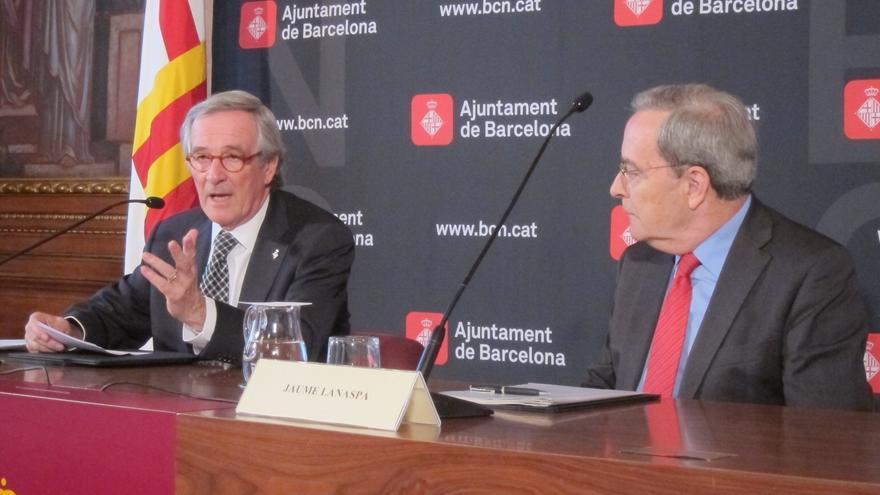 """Lanaspa (Fundació La Caixa) afirma que """"no hay fractura social"""" en Cataluña"""