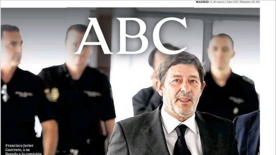 Las portadas del día (23/08/2012) #1