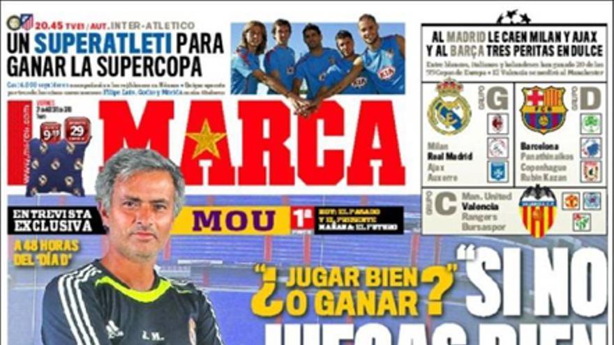De las portadas del día (27/10/2010) #9