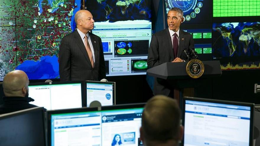 Altos funcionarios de EEUU y México debaten cuestiones de ciberseguridad