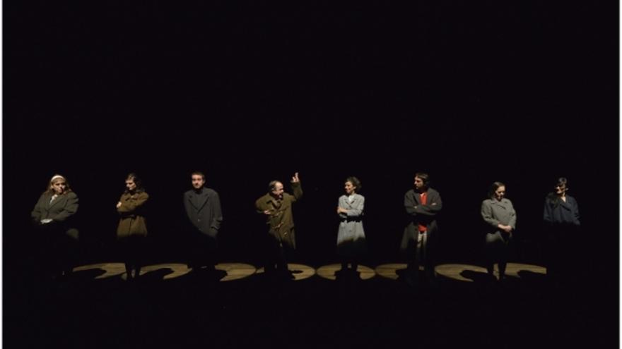 'No parlis amb estrenys' és una obra coral.../David Ruano