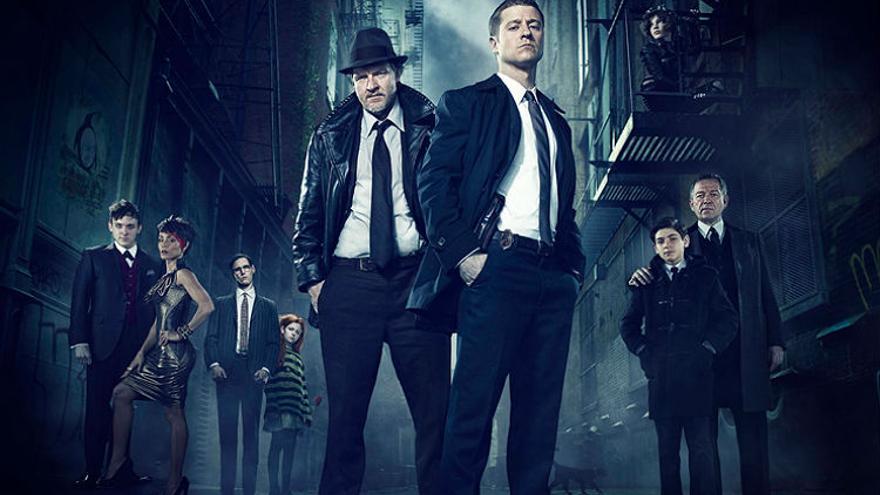 'Gotham', la precuela en forma de serie de Batman