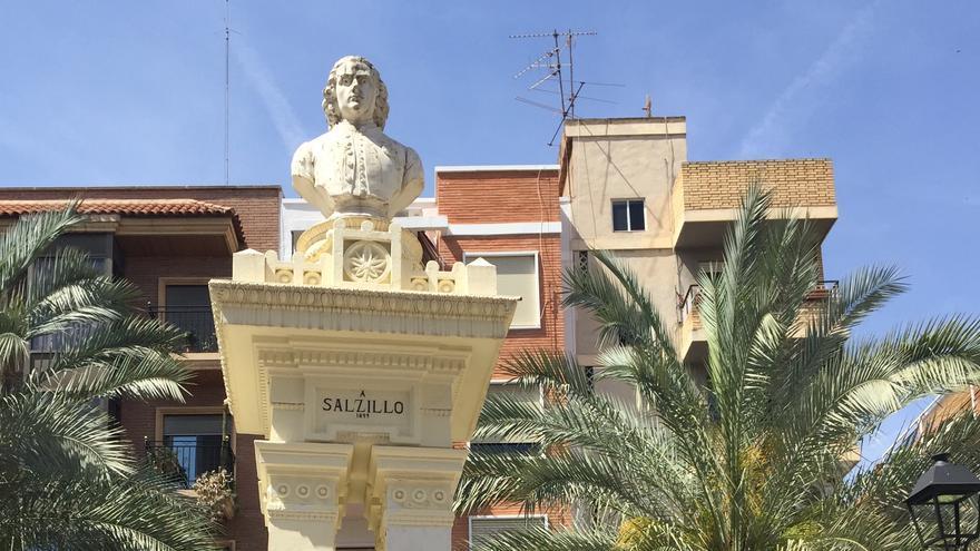 Ciudadanos rendió tributo a Salzillo / MJA