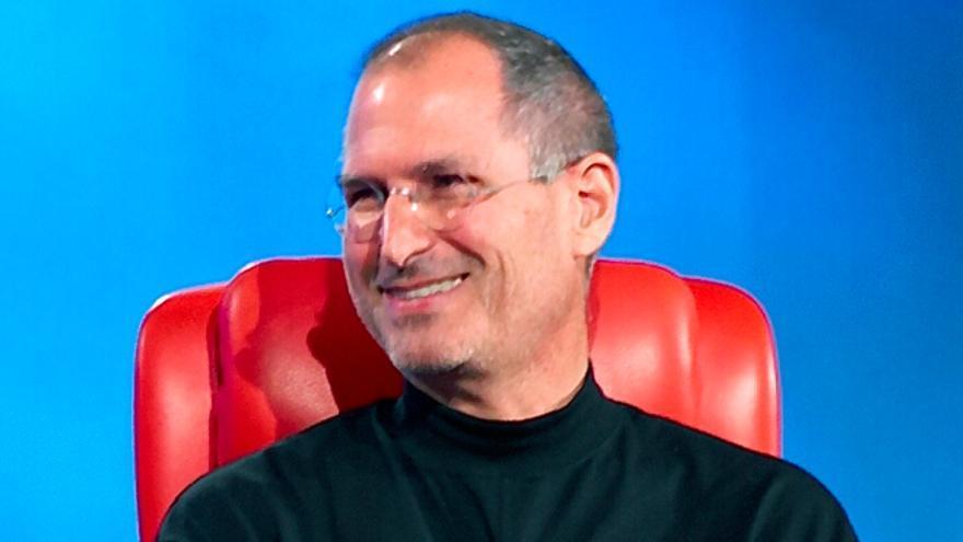 El periodista Walt Mossberg entrevista a Steve Jobs (Foto: Joi en Flickr)