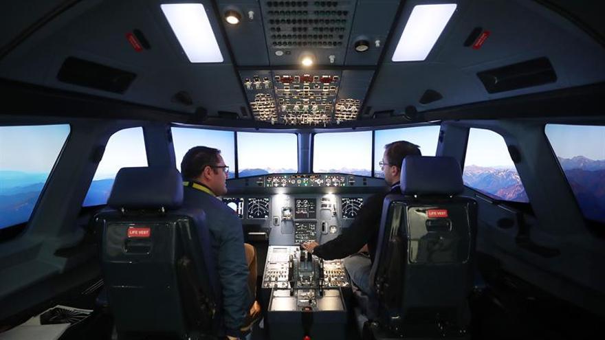 Nueve empresas españolas exhiben en Fidae su potencial aeronáutico y espacial