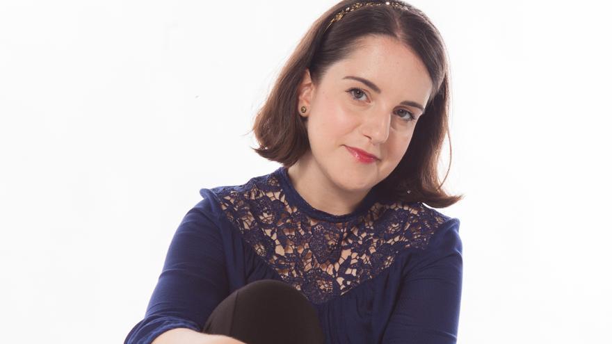 María Fernández Hermida, creadora de videojuegos y embajadora de Women in Games.