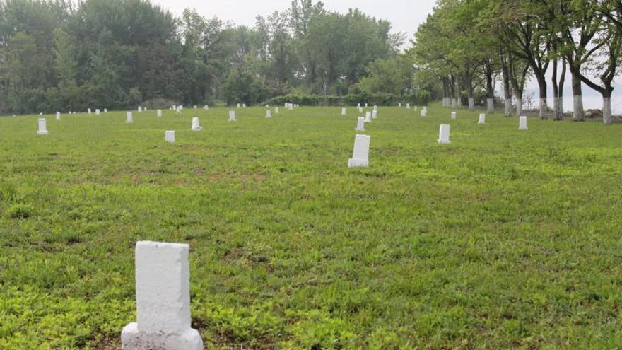 El cementerio más grande de EE.UU. para pobres dejará de tener acceso restringido