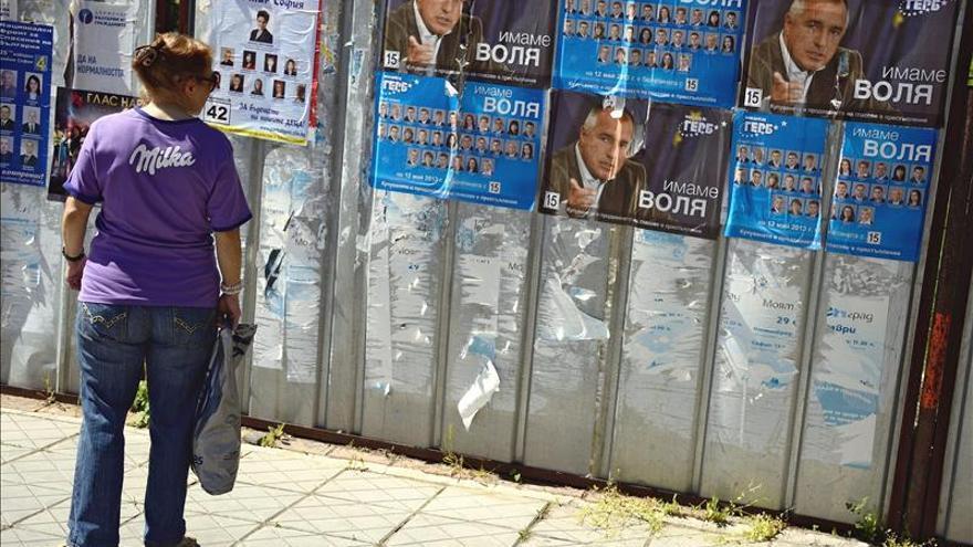Los conservadores búlgaros piden al Constitucional anular las legislativas
