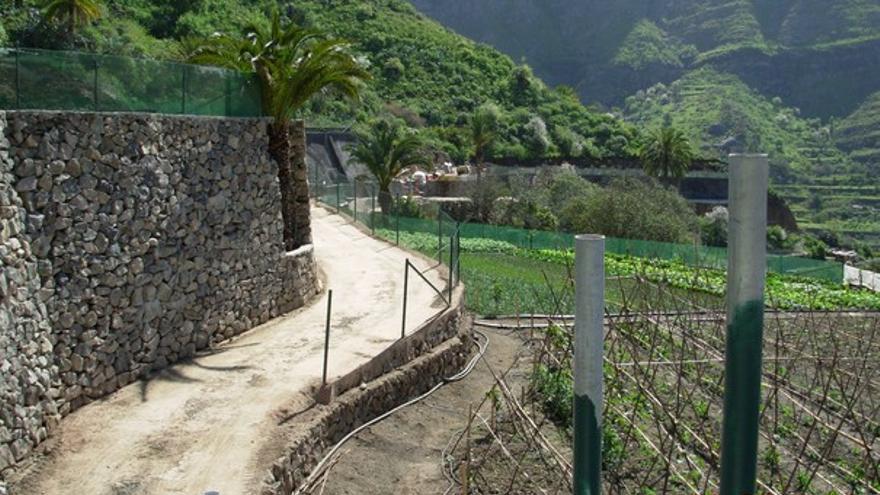 De las obras ilegales en Agaete #19