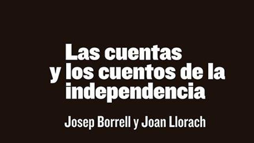 """Portada del libro """"Las cuentas y los cuentos de la Independencia"""""""