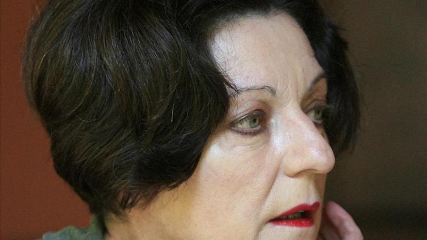 La Nobel de Literatura Herta Müller quería ser peluquera