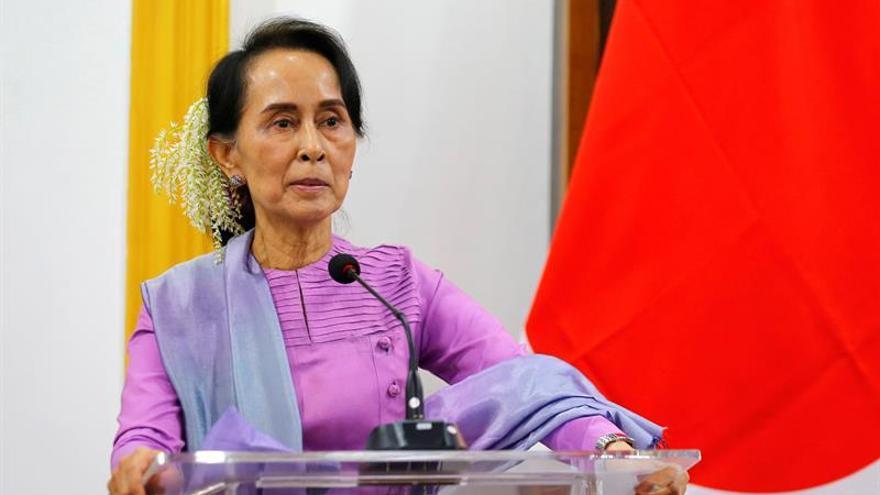 Birmania y dos grupos étnicos armados acuerdan sellar un alto el fuego