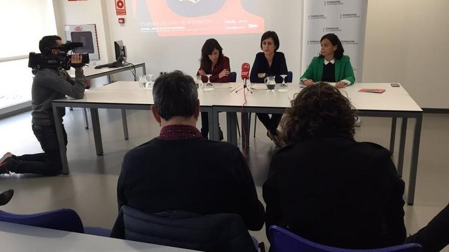 Animatic, la muestra de cine de animación que organiza Fundación Caja Navarra, celebra esta semana su novena edición