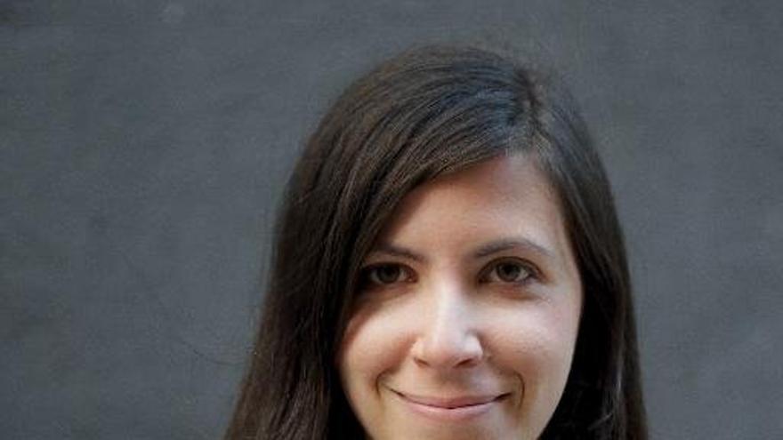 Ana Requena Aguilar, en una imagen de su perfil en Twitter