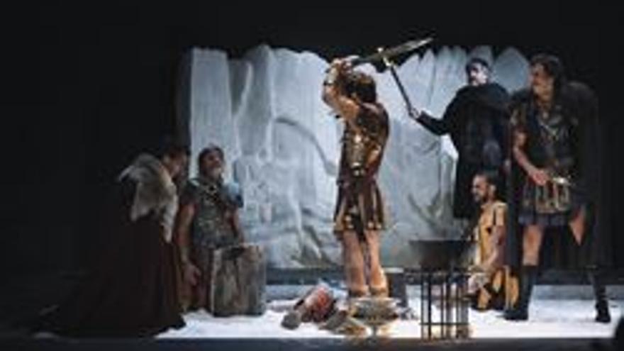 El patio del Alcázar de Toledo acogerá la obra 'El Greco y la legión tebana' con vestuario de Lorenzo Caprile