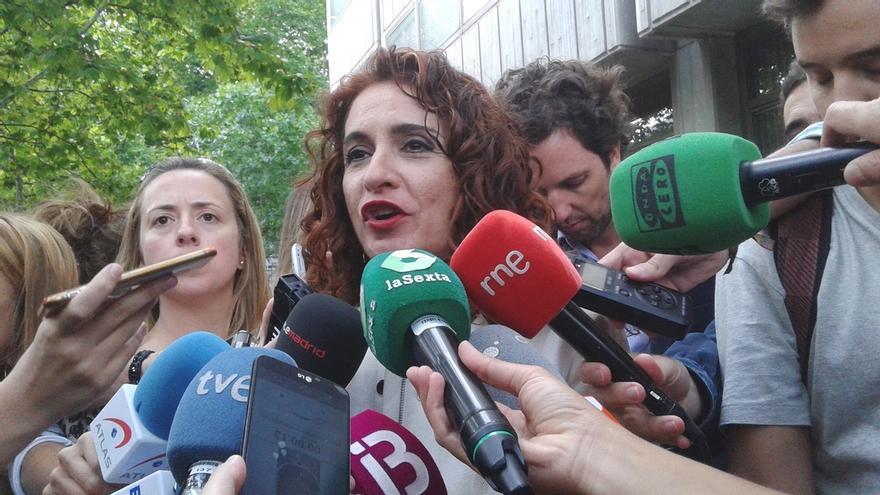Andalucía votará contra el nuevo objetivo de déficit y pide detalles sobre la rebaja fiscal pactada con Cs