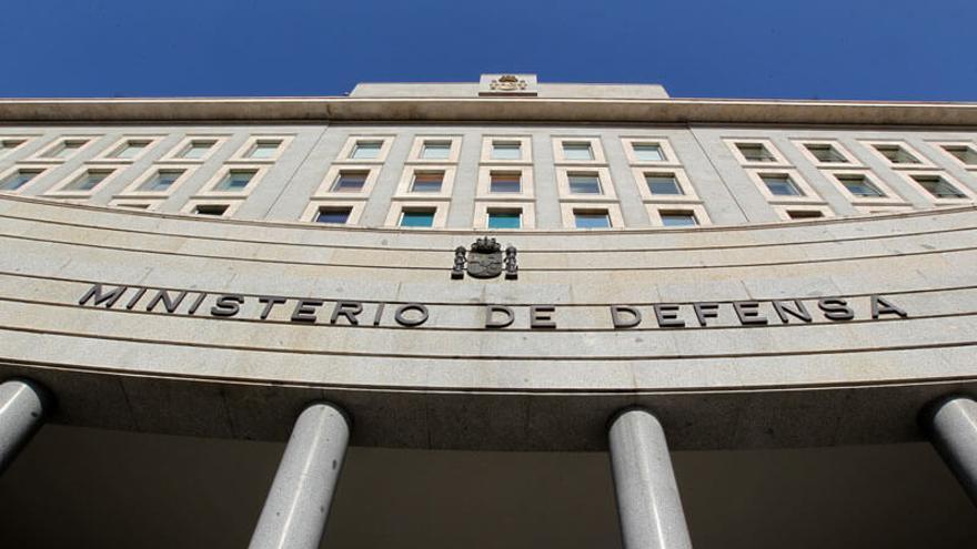 Sede del Ministerio de Defensa en Madrid.