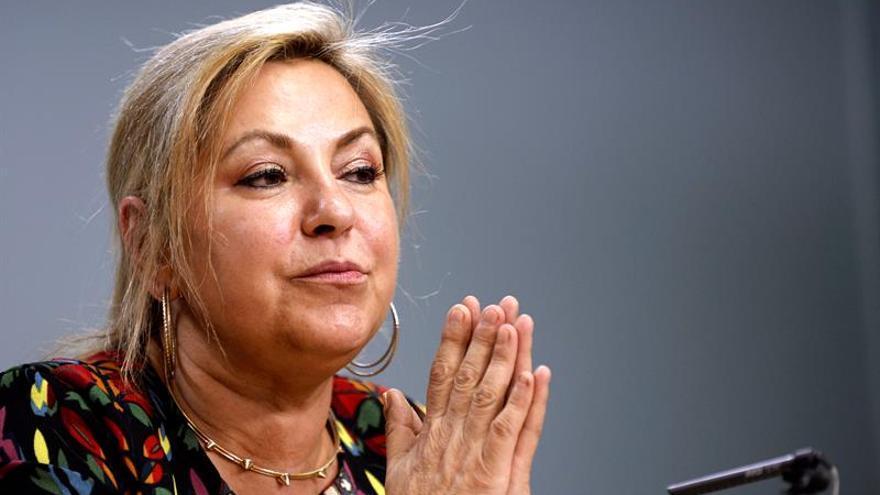 La exvicepresidenta de la Junta de Castilla y León declara mañana por un delito seguridad vial