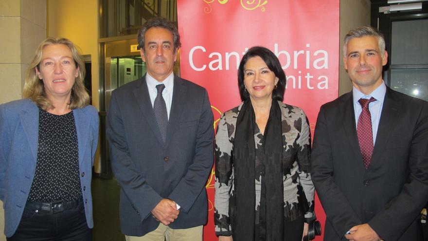 """El mercado turístico alemán es """"prioritario"""" en los planes de expansión internacional del Gobierno de Cantabria"""