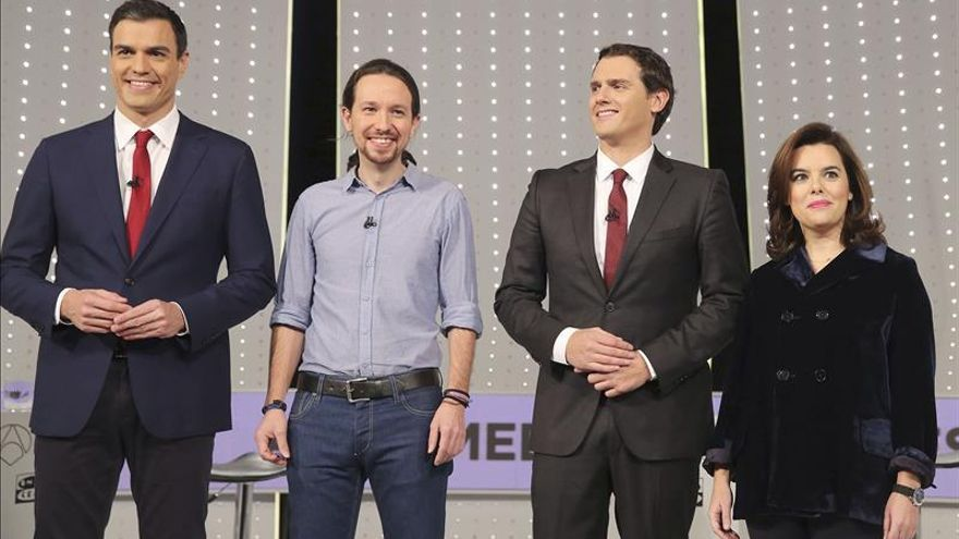 Rajoy: El debate estuvo muy bien y lo ganó Soraya Sáenz de Santamaría