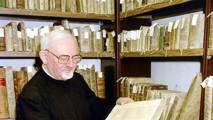 Fallece el líder de los jesuitas durante 24 años Peter-Hans Kolvenbach