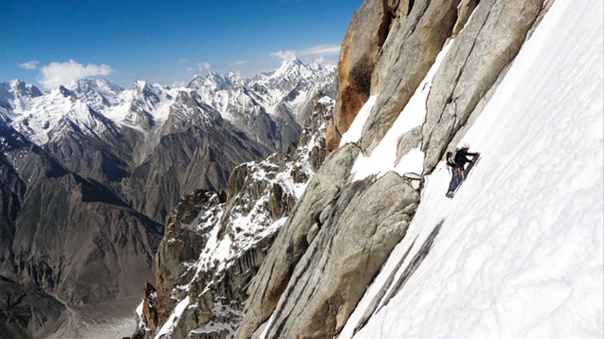 Expedición WOPeak al Paiju Peak