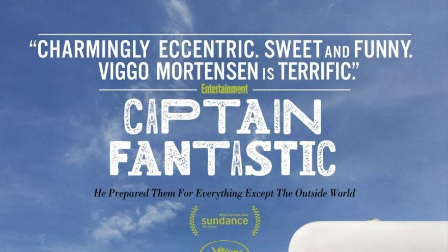 'Captain Fantastic'