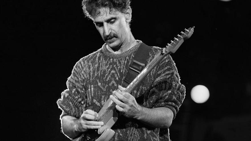 Un filme con Frank Zappa en primera persona abre en Madrid el festival In-Edit