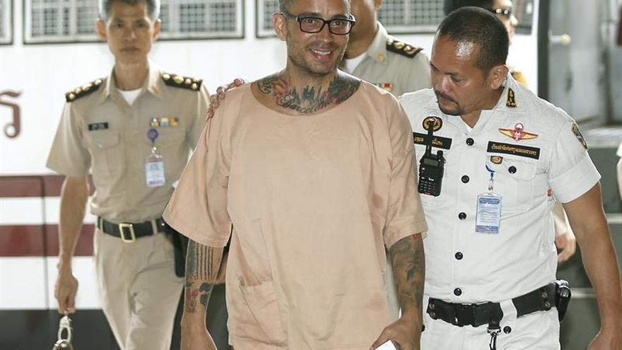 Artur Segarra se defenderá a sí mismo de la acusación de asesinato en Bangkok