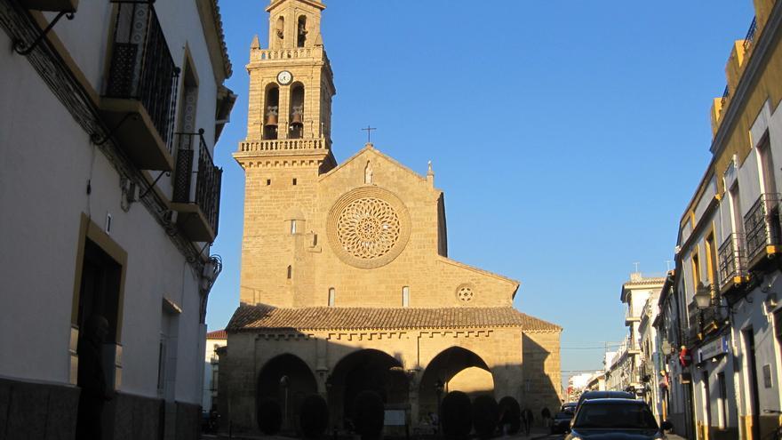 Iglesia de San Lorenzo, en Córdoba.