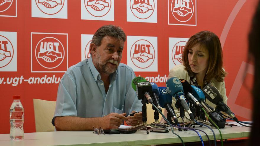 Fernández Sevilla ha dado más explicaciones sobre la presunta implicación del sindicato en el Caso ERE