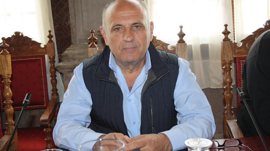 Gonzalo Pérez, concejal de Mercado.