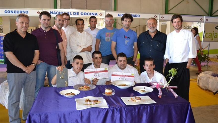 IV Edición del Concurso. FOTO: IGP Ajo Morado de Las Pedroñeras