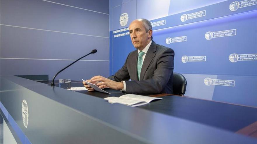 El Gobierno Vasco cree que es un error que Rajoy mantenga la cerrazón con Cataluña