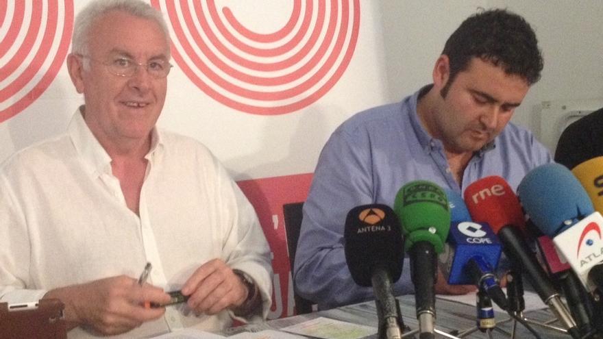 """Cayo Lara advierte de que """"quien vote a corruptos se convierte en cómplice de la corrupción"""""""