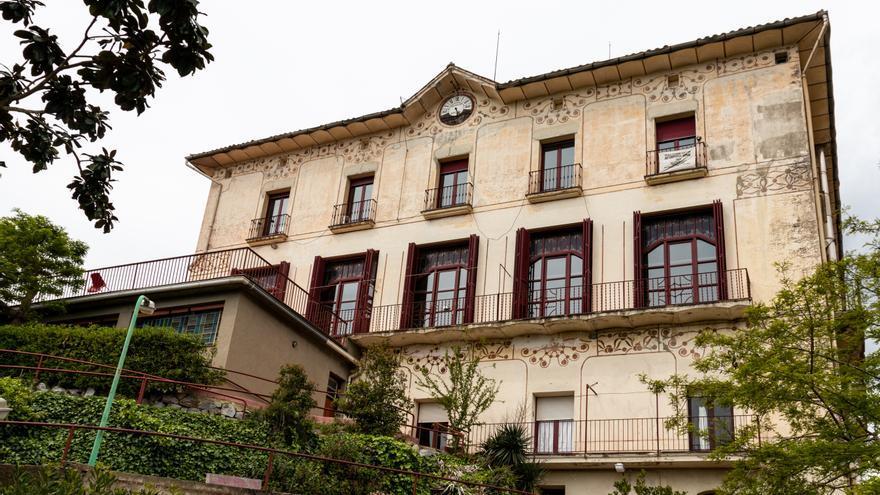 Casa Buenos Aires (Vallvidrera)
