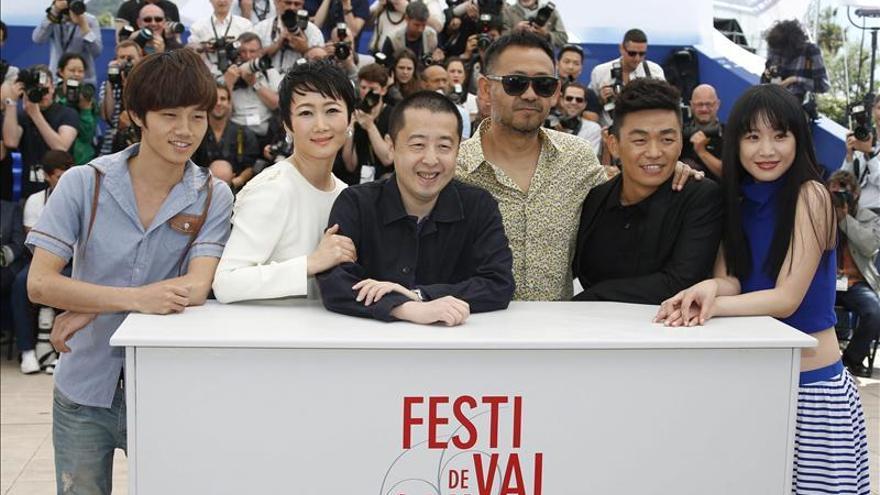 Zhang-Ke reflexiona en Cannes sobre la violencia en la sociedad china