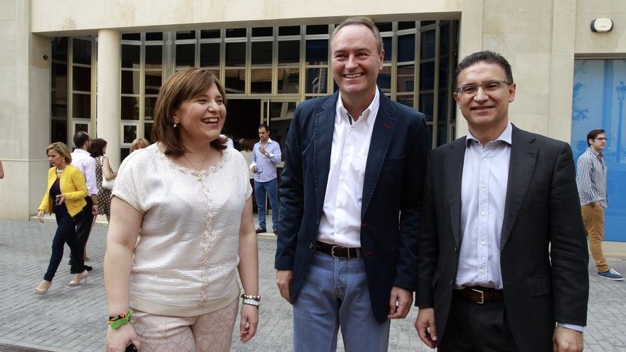 El PPCV ratifica a Isabel Bonig como relevo de Serafín Castellano pero con el cargo de Coordinadora General
