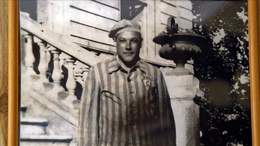 Muere el superviviente español más anciano del campo nazi de Mauthausen