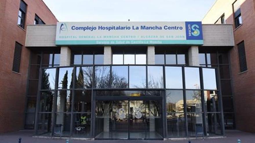 """La pandemia lleva al límite al hospital de Alcázar de San Juan: """"Esto no se puede comparar con nada"""""""