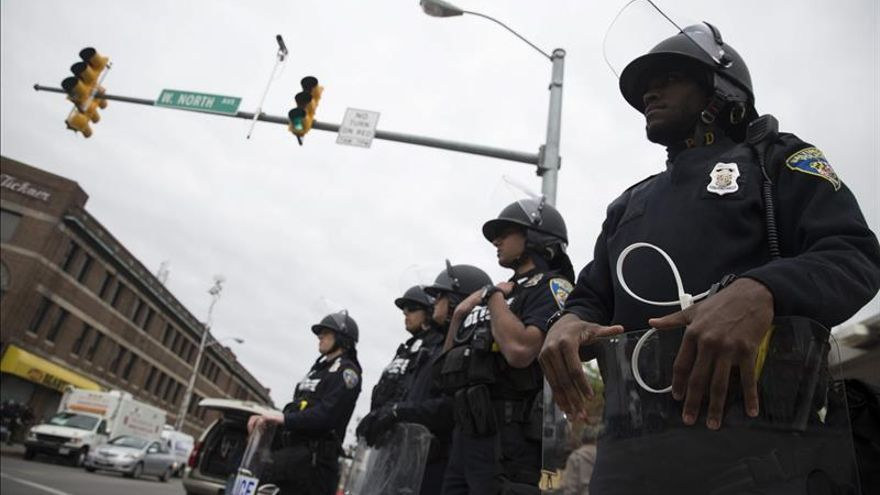 La Fiscalía de Baltimore presentará cargos contra policías por la muerte de Gray