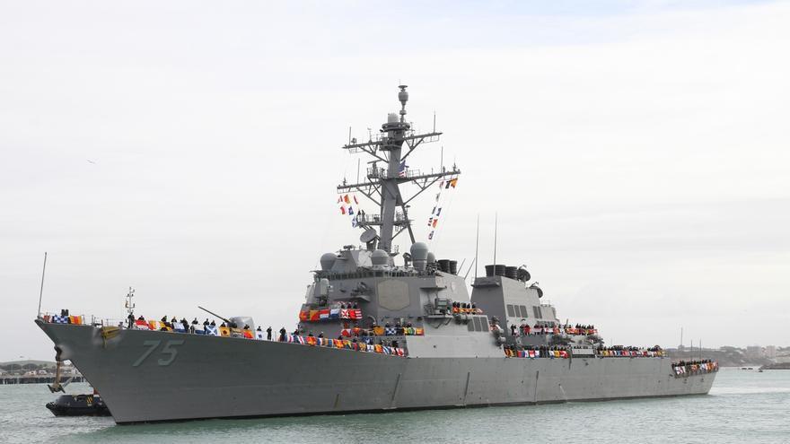 EEUU prorroga el contrato con Navantia para el mantenimiento de cuatro buques en Rota por 57 millones