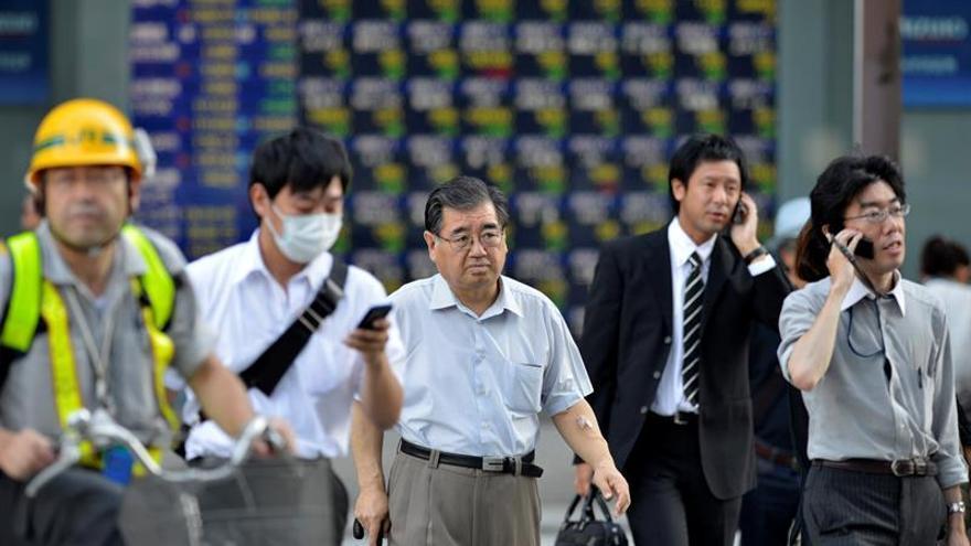 Tokio abre con una caída del 0,03 por ciento hasta los 16.958,15 puntos