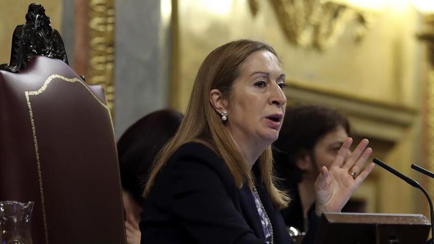 El Congreso condena el uso de armas químicas y pide perseguir a responsables