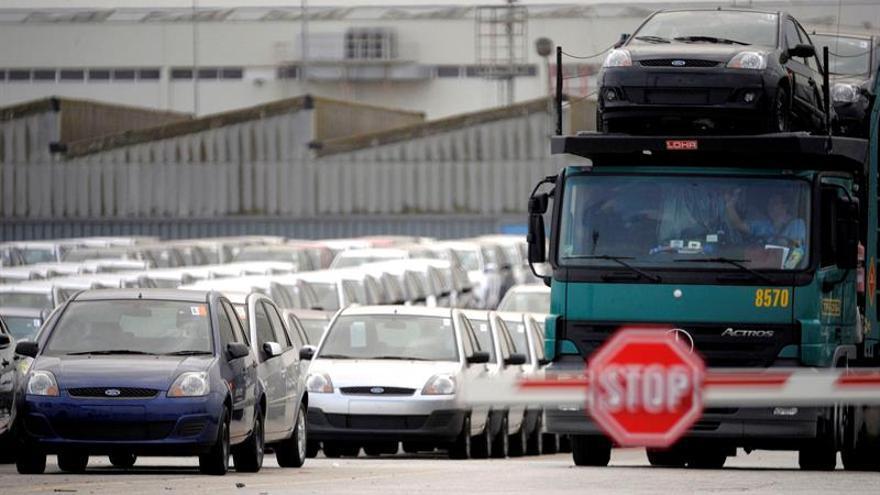 Las matriculaciones de vehículos comerciales en mayo en la UE suben un 16,4 por ciento