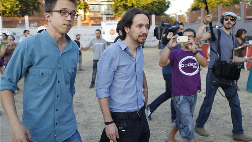 Pablo Iglesias carga contra IU