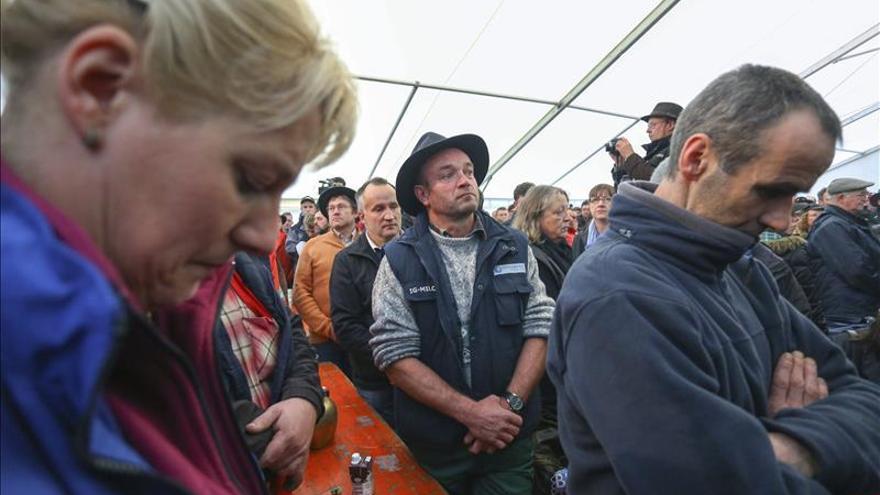 Agricultores y ganaderos se manifestarán el 7 de septiembre en Bruselas