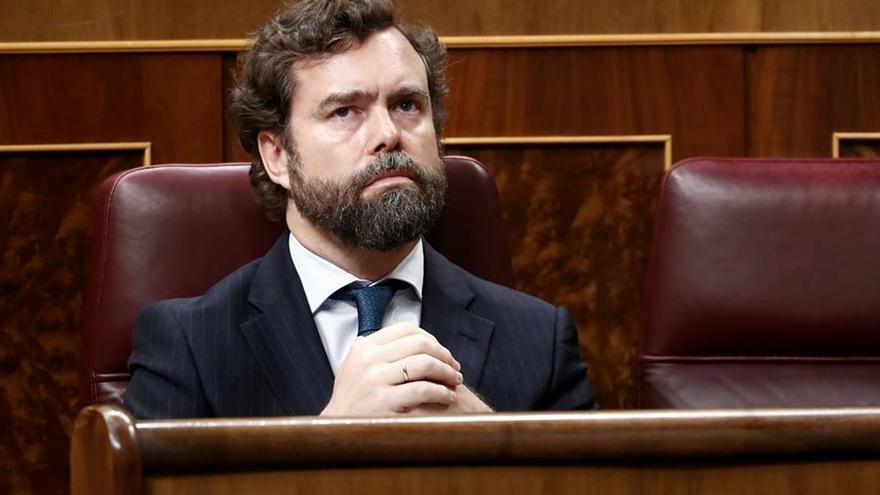 """Espinosa de los Monteros (Vox): """"La izquierda no entiende de economía, no ha trabajado nunca"""""""
